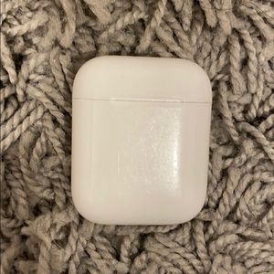 Apple AirPods used few times